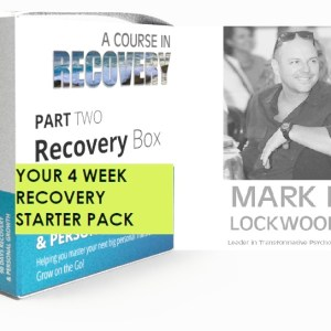 4 week recovery starter pack