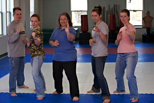 Self Defense Lessons