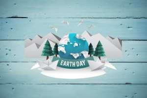 Happy Earth Day!  Be Well & Treat the Earth Well