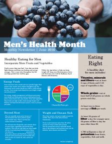 mens-health-month-newsletter