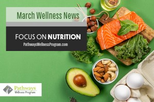 March Wellness: Focus on Nutrition
