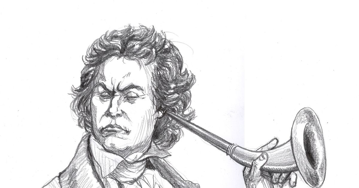 Musical Vibrations of VICTORY — Ludwig van Beethoven's