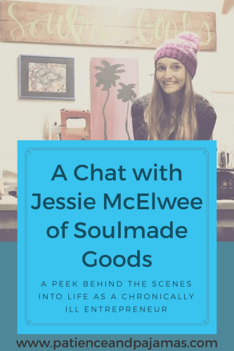 A Chat with Chronic Conqueror Jessie McElwee of Souldmade Goods