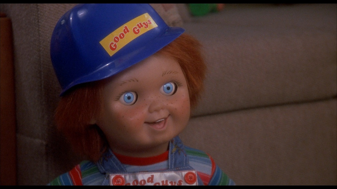 Image result for chucky eyes innocent