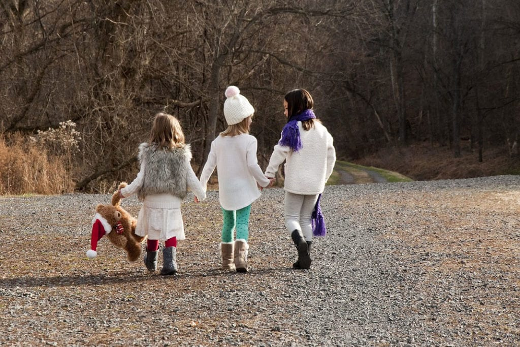 Their Youngest Sister Has Aplastic Anemia and These Girls Are Fighting Back