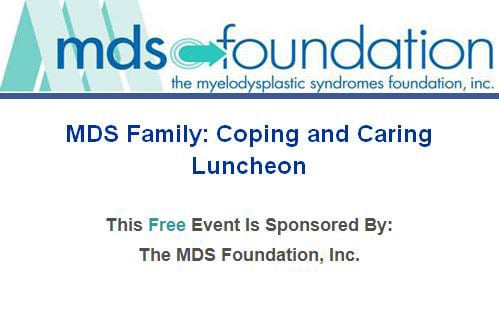 Save the Date and Register for This MDS Event!