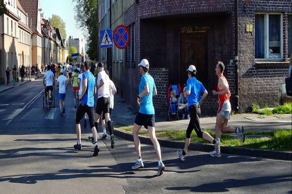 British Man Running Marathons for Sarcoidosis