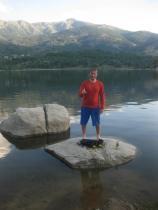 Ja Eerokin sai järveä juodakseen