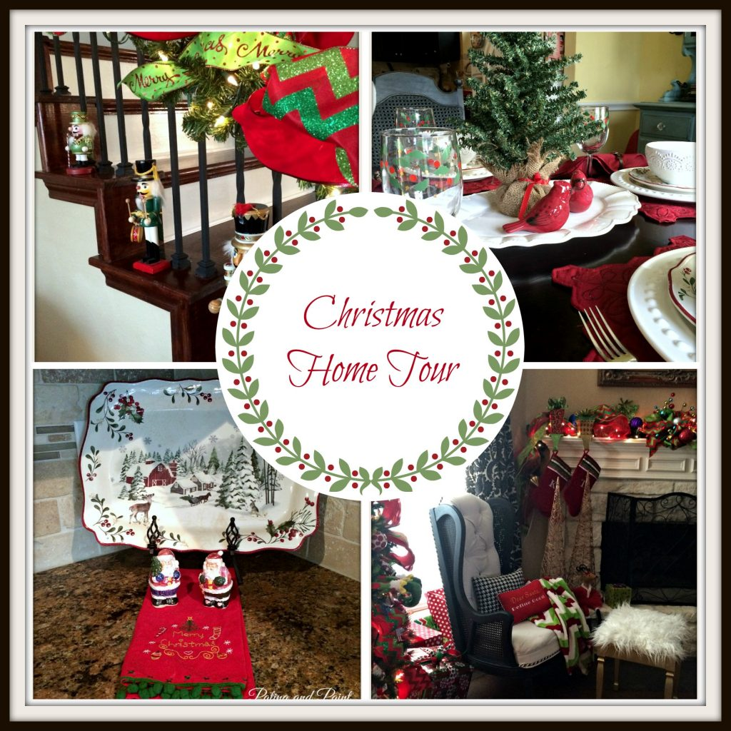 Christmas Home Tour – Part 1