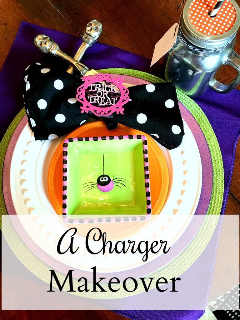 Charger Makeover