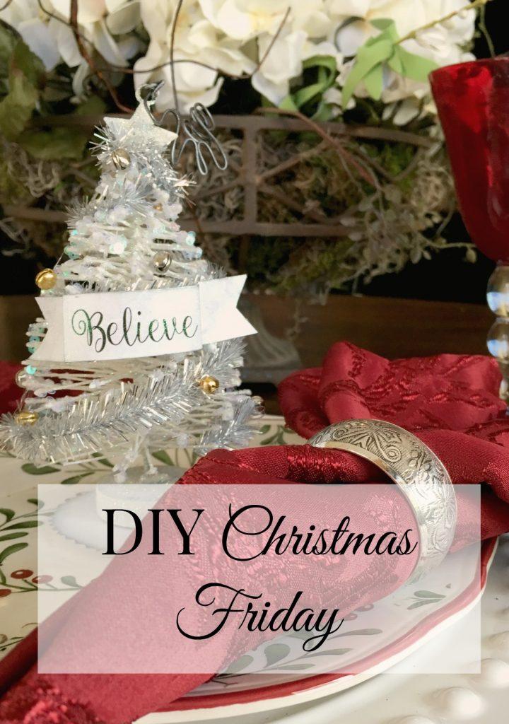 DIY Christmas Friday