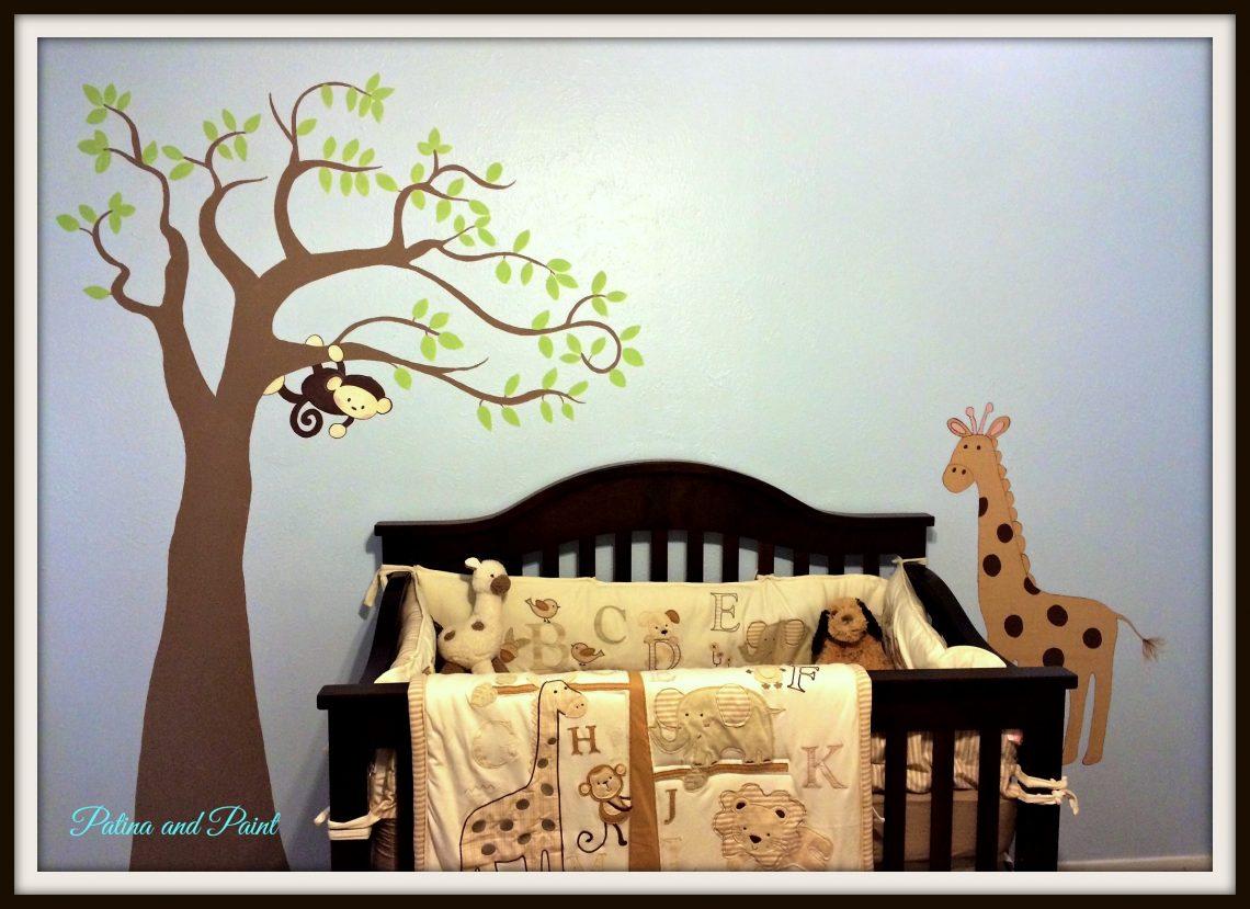 Monkey's in the Nursery!