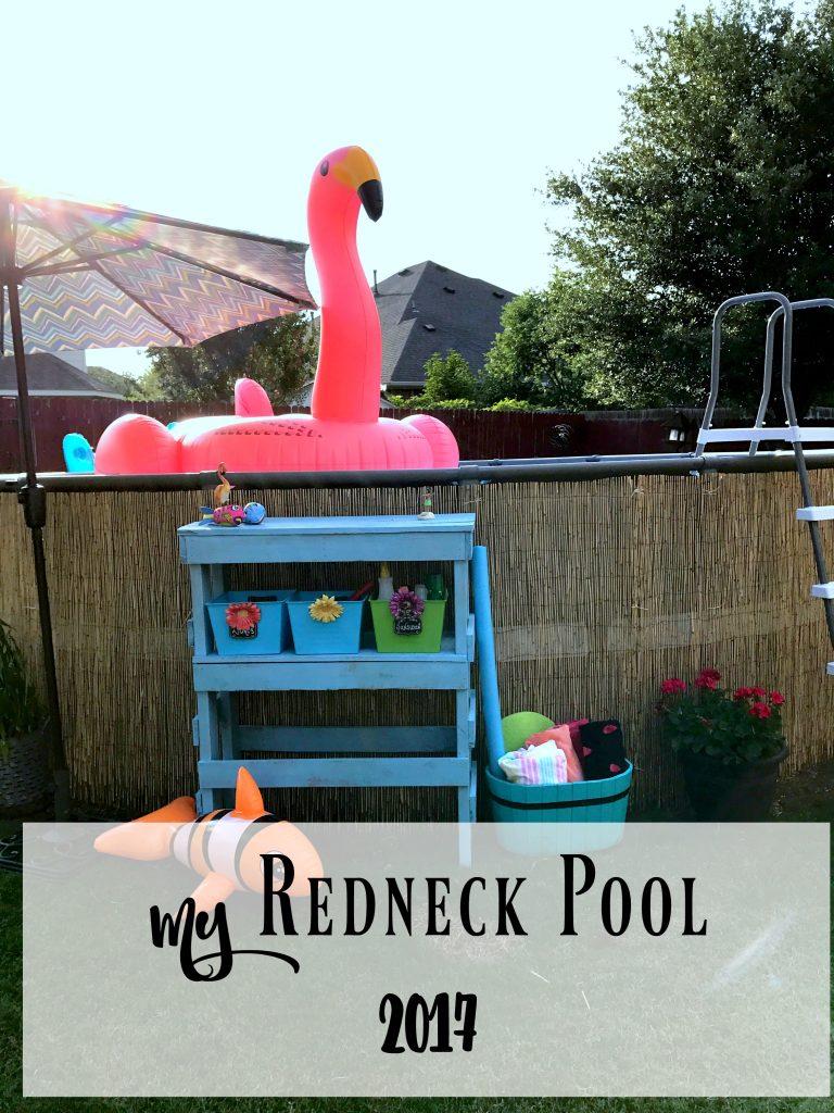 My Redneck Pool 2017