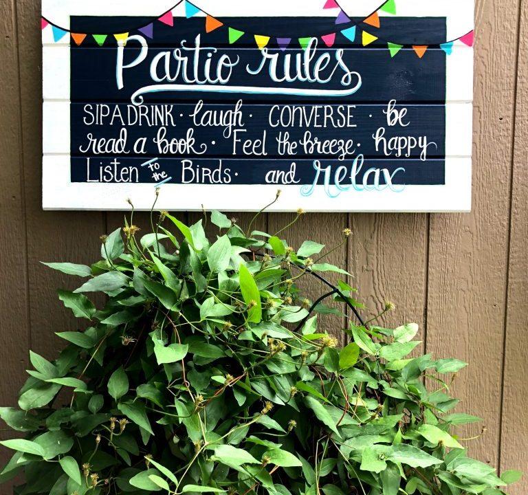 partio rules