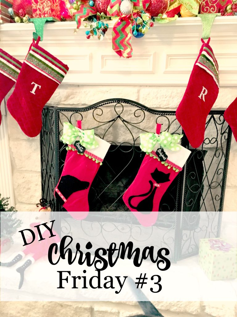 DIY Christmas Friday #3