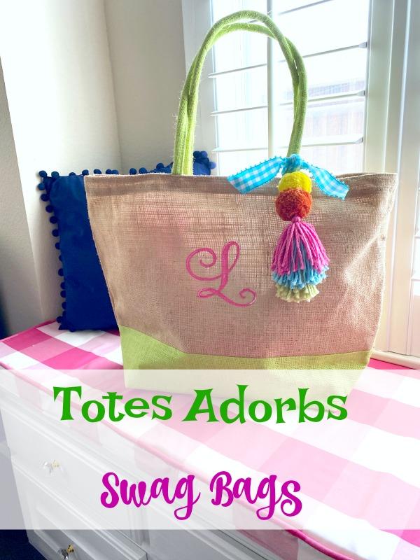 Totes Adorbs Swag Bags