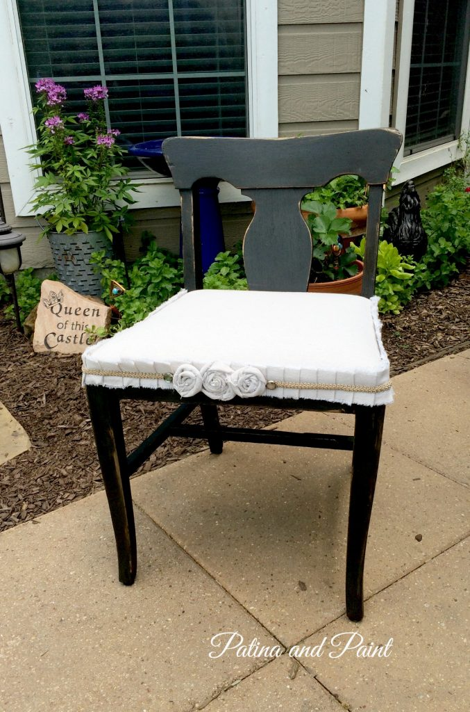 Before and After – Two Small Chairs