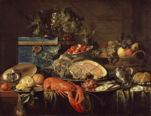 Banketje/Pronk Still Life | Blog post: Materialism and Symbolism in Dutch Golden Age Still Lifes | Patinatur Studio