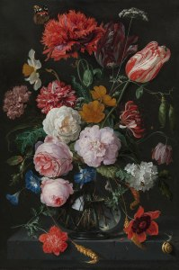 Floral Still Life | Blog post: Materialism & Symbolism in Dutch Golden Age Still Lifes | Patinatur Studio