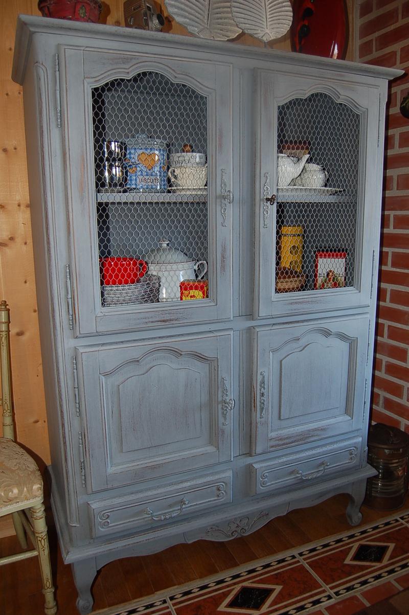 meuble cuisine vintage