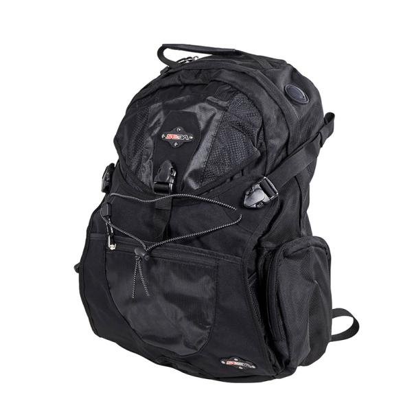 Seba - Backpack Large Black