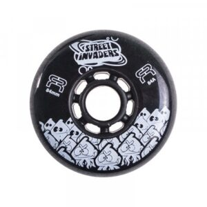 FR Skates Street Invaders Wheel 84mm x4 Unidades