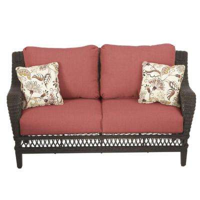Woodbury Loveseat Replacement Cushions, Replacement Patio Seat Cushions