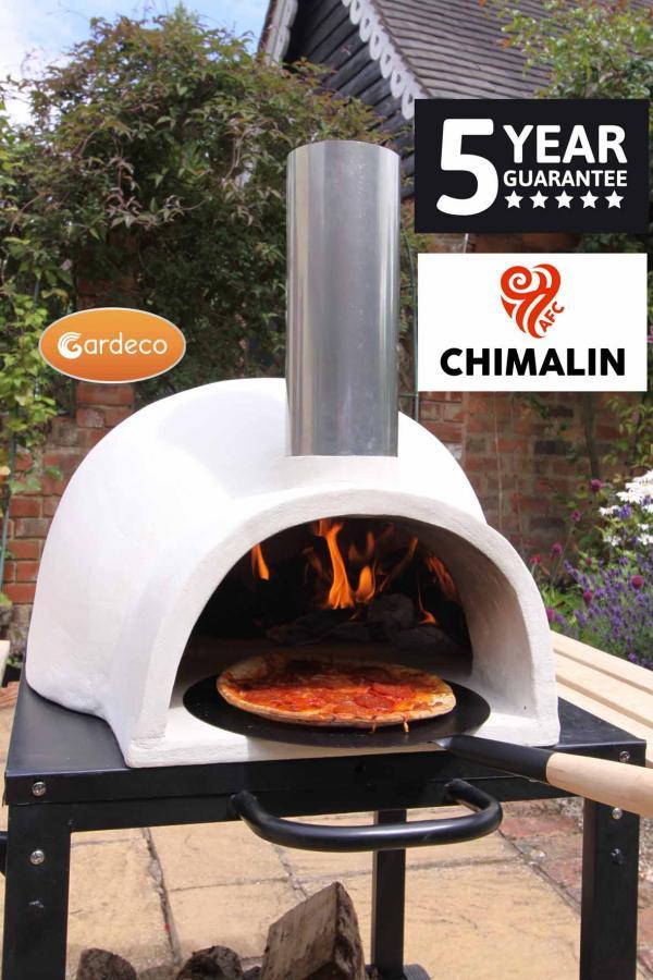 Gardeco Pizzaro Chimalin Afc Pizza Oven Patio Life