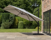 Norfolk Leisure 3m Square Cantilever Parasol Patio Life