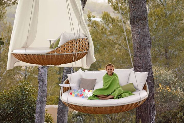 Patio Amp Things The Dedon Swingrest Collection