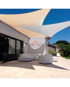 sun shade sail canopy permeable uv