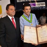 En Bucaramanga, con total éxito se cerró el ciclo de lanzamientos del 46 Festival de la Leyenda Vallenata