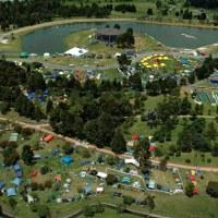 Parque del Río San José de Maryland en Bosa