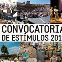Concursos de estímulos a la cultura 2013