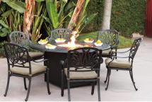 Cast Aluminum Outdoor Furniture Durability Versatility