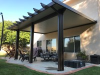 Alumawood Insulated Roofed Patio Cover
