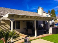 Wood Patio Cover Los Angeles California - Patio Covered