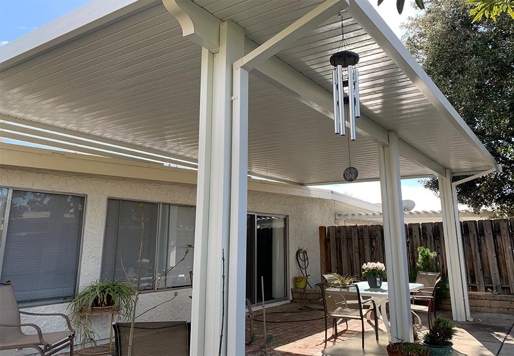 alumawood non insulated patio cover