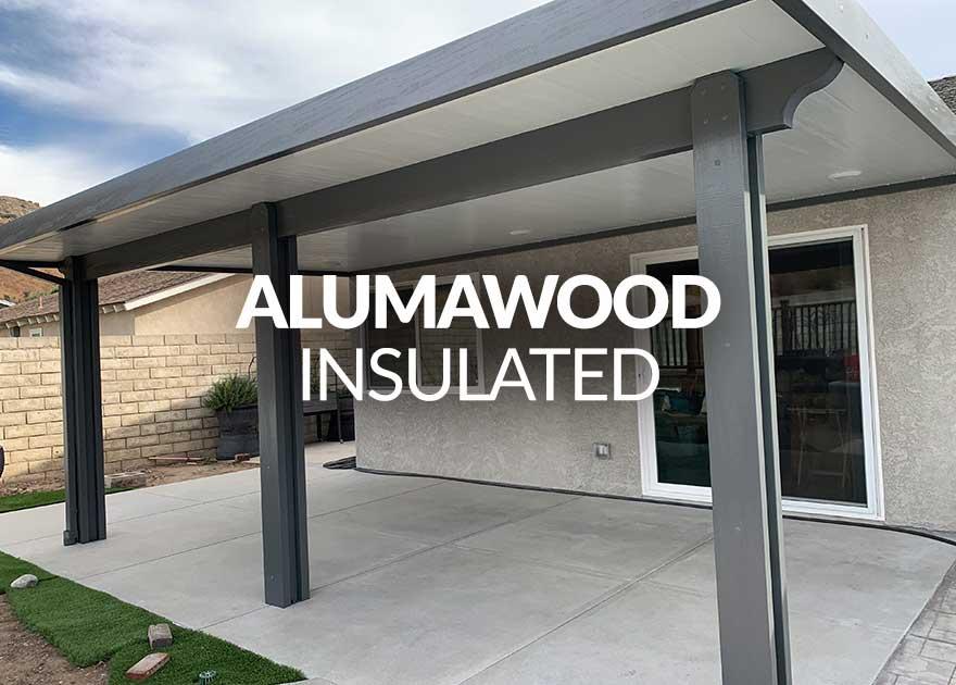 alumawood patio cover kits in los