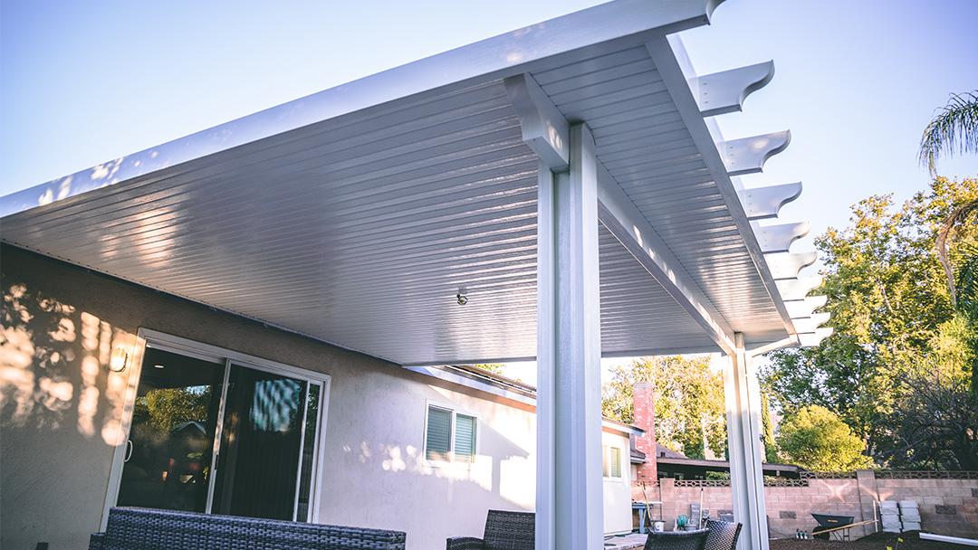 alumawood aluminum newport patio cover