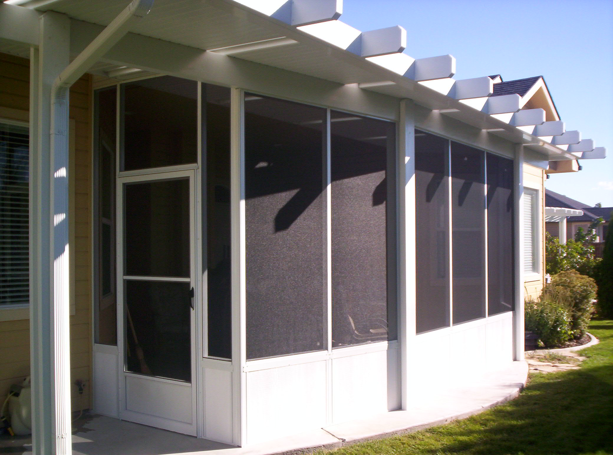 Enclosed Screened Patio Rooms Patio Covers Unlimited