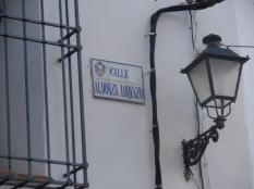 Calle Aldonza Lorenzo