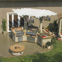 The Outdoor Man Cave | Patio & Hearth Blog
