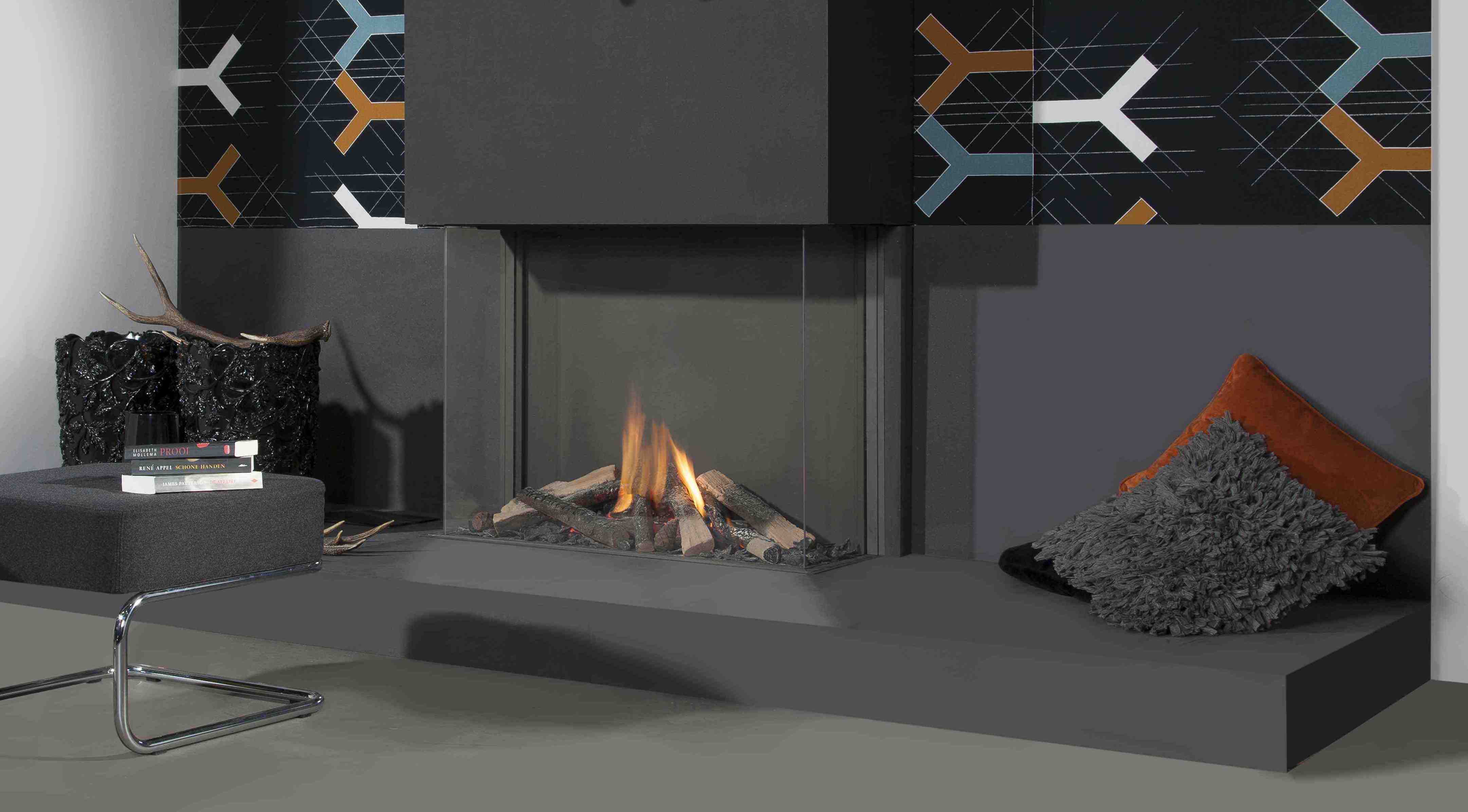New 100h Fireplaces Add Simple Elegance To The Element4