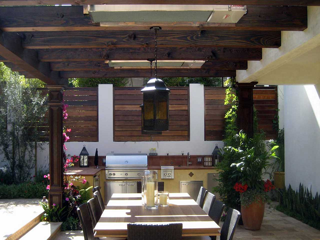 Efficient infrared heating patio heaters radiant stainless steel