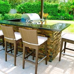 Patio Kitchen Grape Decorations For Home Outdoor Kitchens