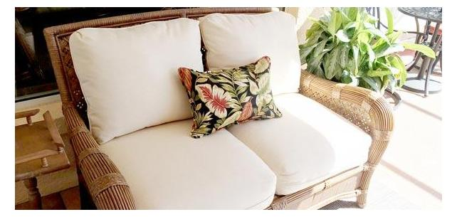 sunbrella dupione pearl cushions deck