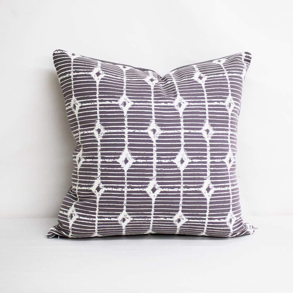 indoor outdoor perennials shutter to think lavender 22x22 throw pillow quick ship