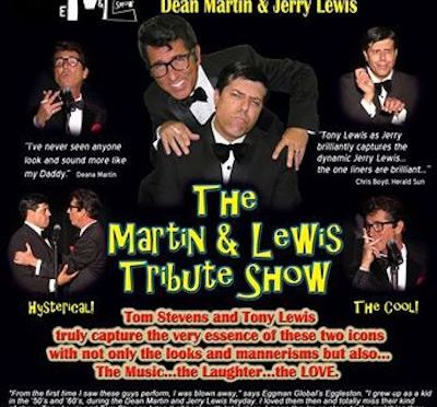 Martin and Lewis Tribute Show Aussie tour
