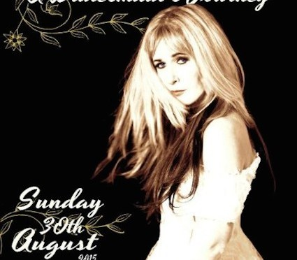 Nikki Nicholls' CD launch of 'A Bridesmaid's Journey'